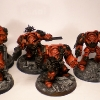 Blood Angels Terminators batch #2 (WIP)