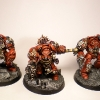 Finished Blood Angels Terminators 4