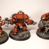 Finished Blood Angels Terminators 7