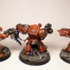 Finished Blood Angels Terminators 11
