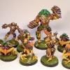 Frogmen Blood Bowl Team 2