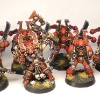 Kharn, Champion and Berzerkers