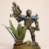 Imperial Guard Alien Mercenary (Guardsman Marbo counts-as)