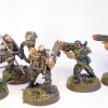 Imperial Guard Command Squad 2