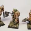 Mordheim Dwarven Warband