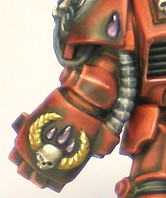 Space Hulk Blood Angels Terminators