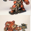 Space Hulk Blood Angels Terminator