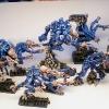Space Hulk Blood Angels Terminators Genestealers finished Genestealers 1