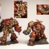 Space Hulk Blood Angels Terminators Zael and Scipio details