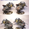 Space Wolves Land Speeders