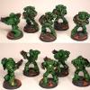 salamanders combat squad